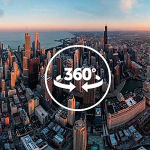 Stations de travail pour la video 360°