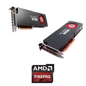 Cartes graphiques AMD FirePro
