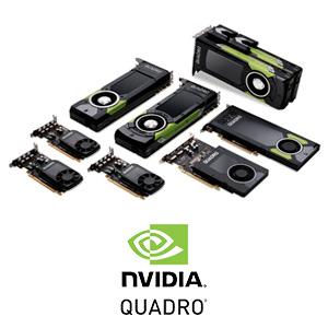 Cartes graphiques NVIDIA Quadro